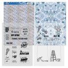 Yvonne Creations - Big Guys - Papper - Printed sheets