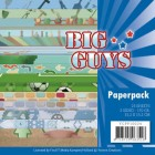 Yvonne Creations Pappersblock - Big Guys