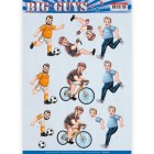 Yvonne Creations 3D Klippark - Big Guys - Sports