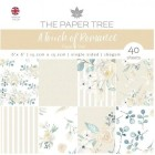 Pappersblock - The Paper Tree - A Touch of Romance