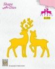 Nellie Snellen - Shape Dies - Deer