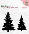 Nellie Snellen - Clearstamps - Fir-trees