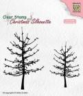 Nellie Snellen - Clearstamps - Leafless tree