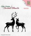 Nellie Snellen - Clearstamps - Deer