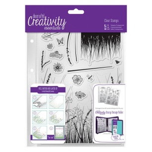 Clearstamps - Docrafts - Meadow - Clearstamps - Docrafts - Meadow