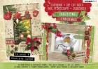 Studiolight Block 3D Utstansat - Traditional Christmas