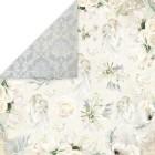 Craft & You - Dubbelsidigt papper - Sweet Time 04 - 30x30 cm