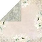 Craft & You - Dubbelsidigt papper - Sweet Time 05 - 30x30 cm