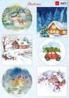 Marianne Design Klippark - Christmas