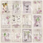 Reprint - Lilac Paris Collection - Lilac tags 2