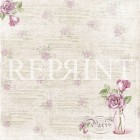 Reprint - Lilac Paris Collection - Rose