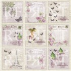 Reprint - Lilac Paris Collection - Lilac tags 1