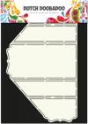 Dutch Doobadoo Card Art stencil - Stand up A4