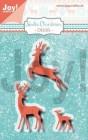 Joy Craft Dies - Nordic Christmas - Deers