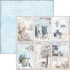 Ciao Bella Papeercrafting - Papper - Winter Cards