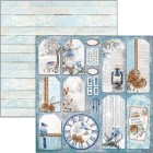 Ciao Bella Papeercrafting - Papper - Winter Tags