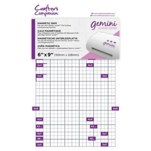 Crafters Companion Gemini Junior - Magnetic Shim - Crafters Companion Gemini Junior - Magnetic Shim