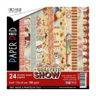 Ciao Bella Papercrafting - Pappersblock - The Greatest Show