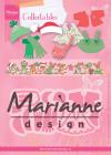 Marianne Design - Dies - Elinés Outfits