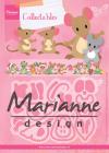 Marianne Design - Dies - Elinés Mice family