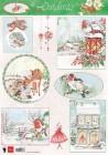 Marianne Design Klippark - Cozy Christmas