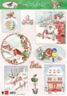 Marianne Design Klippark - Cozy Christmas 2