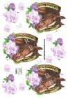 Dan design 3D Klippark - Häst i hästsko