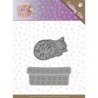 Amy Design - Dies - Cats - Sleeping Cats