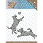 Amy Design - Dies - Dogs - Playing Dogs