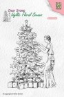 Nellie Snellen - Clearstamps - Vintage Christmas