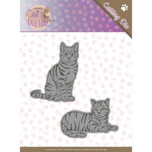 Amy Design - Dies - Cats - Sweet Cats - Amy Design - Dies - Cats - Sweet Cats