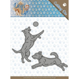Amy Design - Dies - Dogs - Playing Dogs - Amy Design - Dies - Dogs - Playing Dogs