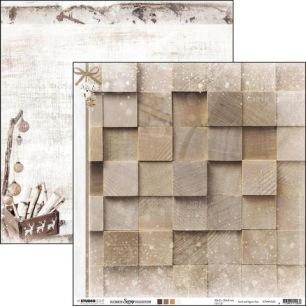 Studio Light - Scrapbooking ark 30,5x30,5 cm - Studio Light - Scrapbooking ark 30,5x30,5 cm