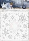Studiolight - Embossingfolder & Dies - Snowy Afternoon - EMBSA02