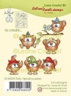 Leane Creative - Clearstamp - Owly/Special occasions