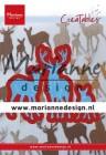 Marianne Design - CreaTables Dies - Tiny´s Deer Family