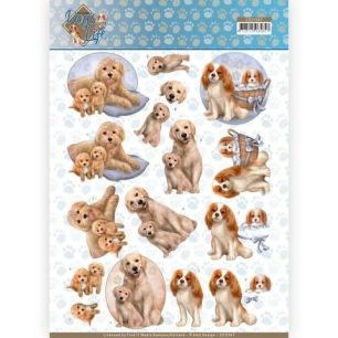 Amy Design 3D Klippark - Hundmotiv - Amy Design 3D Klippark - Hundmotiv