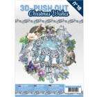 Cardbook - 3D utstansat - Christmas Wishes no 18