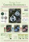 Leane Glitter Foam - Christmas Decorations 1
