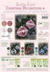 Leane Glitter Foam - Christmas Decorations 4