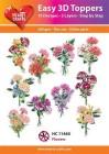 Easy 3D Utstansat - Flowers