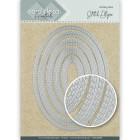 Card Deco - Dies - Stitch Ellipse