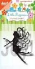 Joy Craft - Clearstamp - Flying Fairy