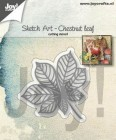 Joy Craft - Dies - Chestnut Leaf