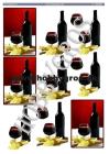 3D Klippark - Rödvin