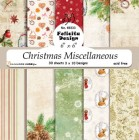 Felicita Design - Papper - Christmas Miscellaneous