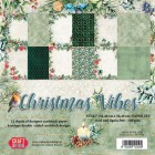 Craft & You - Pappersblock 30x30 cm - Christmas Vibes