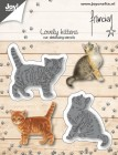 Joy Craft - Dies - Two kittens