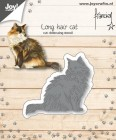 Joy Craft - Dies - Longhair cat