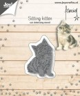 Joy Craft - Dies - Sitting Kitten